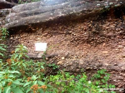 Valle de los Milagros-Cueva de la Hoz; viajes culturales españa navacerrada la barranca senderismo